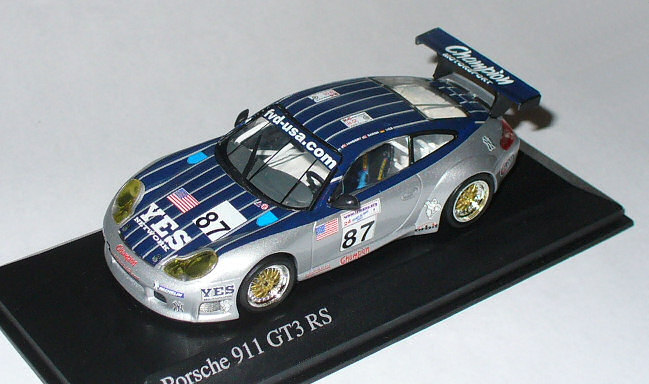 .. collection eigene gt3-rs-2003-orbit-no87