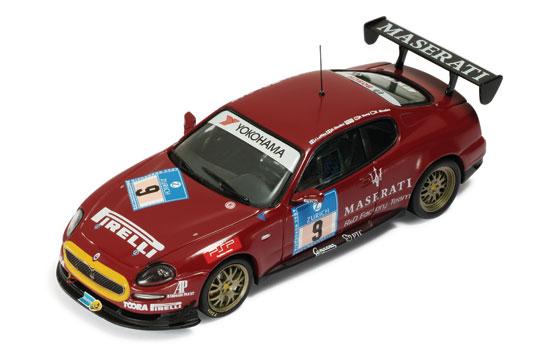 Ixo 1//43 Maserati GrandSport Trofeo Audemars Piguet 2006 Andruet