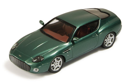 2008 Aston Martin Dbs Racing Green. Aston Martin DB7 Zagato