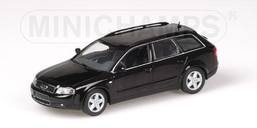 Audi A4 Avant Black. AUDI A4 AVANT 2001, BLACK
