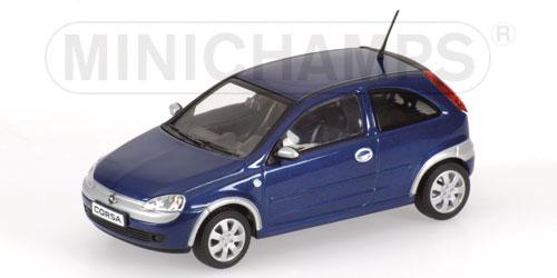 Donde comprar opel corsa c 5 puertas a escala forocoches for Donde venden puertas