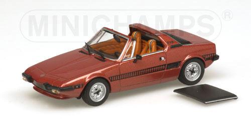 1972 Fiat X1 9. FIAT X 1/9 1972-1978,