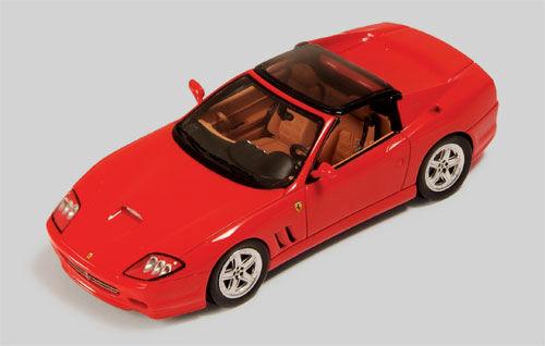 Ixo Presse 1//43 Ferrari Auto Avio