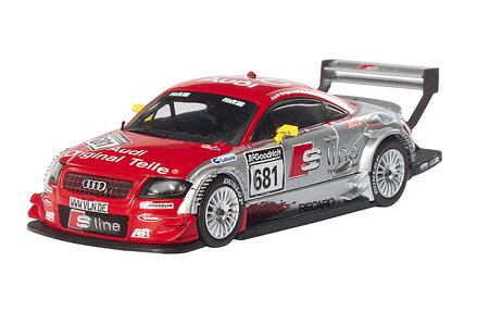 2004 Abt Audi As6. ABT AUDI TT-R 2004
